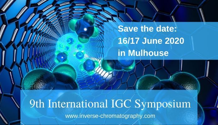 Save the date for the 9th International IGC Symposium on 16 and 17 June 2020